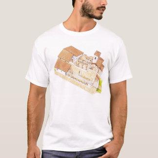 Camiseta San Millan de la Cogolla. Monasterio de Suso. La