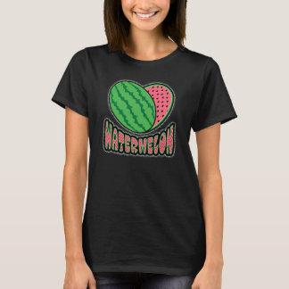 Camiseta Sandía del corazón