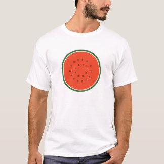 Camiseta sandía dentro
