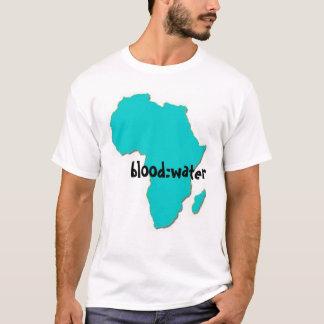 Camiseta Sangre: Misión del agua