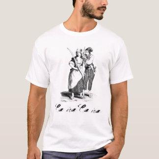 Camiseta SansCulottes, (IRA del IRA Ça de Ça)