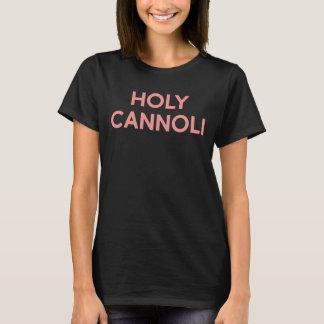 Camiseta santa de Cannoli