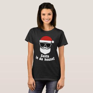 Camiseta Santa en casa de DA