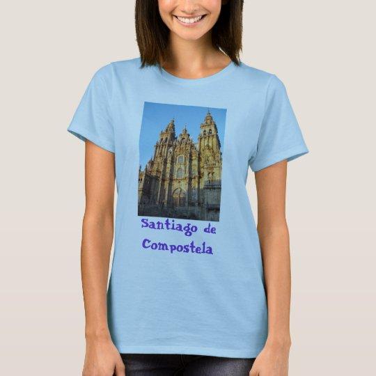 Camiseta Santiago de Compostela