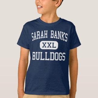 Camiseta Sarah deposita los dogos Wixom medio Michigan