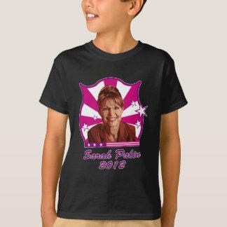 Camiseta Sarah Palin 2012