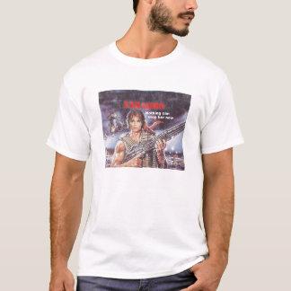 Camiseta SARAMBO - Nada puede pararla