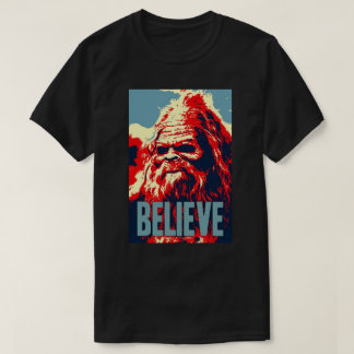 Camiseta Sasquatch/camiseta de Bigfoot
