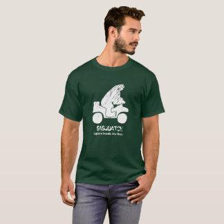 Camiseta Sasquatch vio en Bernalillo, New México