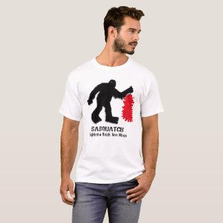 Camiseta Sasquatch vio la portilla, New México