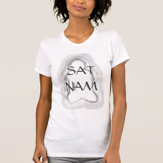Camiseta Sat Nam, mantra de la yoga de Kundalini