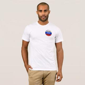 Camiseta satírica gradient2016-Front del triunfo y