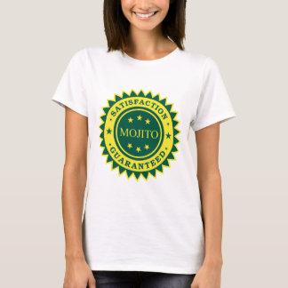 Camiseta Satisfacción garantizada