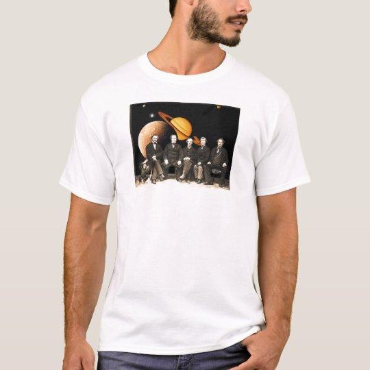 Camiseta Saturn brothers