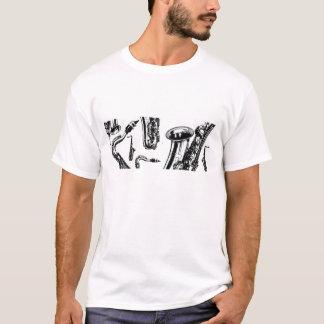 Camiseta Saxofones