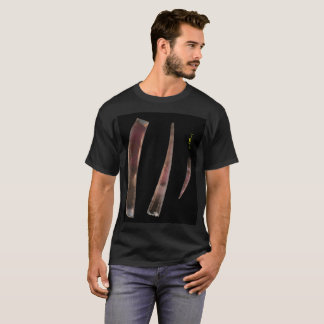 Camiseta Scaphopoda negro
