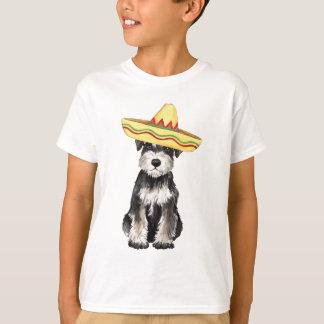 Camiseta Schnauzer miniatura de la fiesta