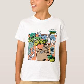 """Camiseta Scooby Doo """"mis bocados """" 2 de Scooby"""