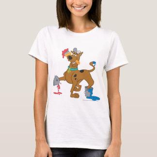 Camiseta Scooby Doo Paint3