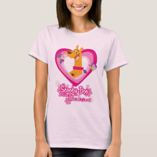 Camiseta Scooby Doo un mejor amigo de los chicas