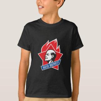Camiseta se prepare el bereit del seid -