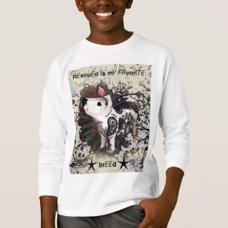 Camiseta Se rescata mi raza preferida