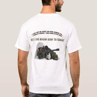 Camiseta Sé tirar