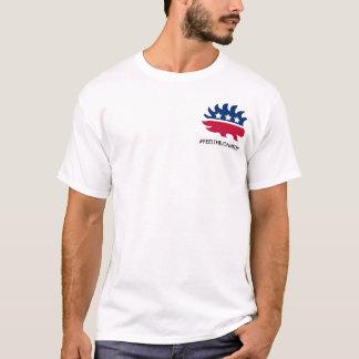 Camiseta ¡Sea #feelthejohnson libertario conmigo!