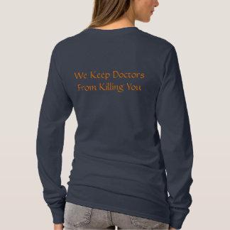 Camiseta Sea Niza a las enfermeras