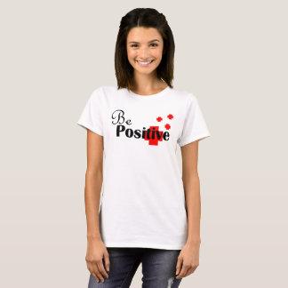 Camiseta Sea positivo