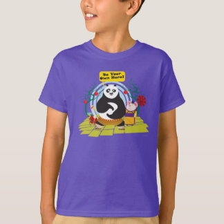 Camiseta Sea su propio héroe