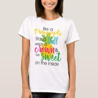 Camiseta Sea una piña