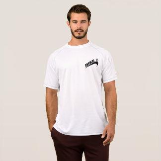 Camiseta seca de la malla del doble del campeón de