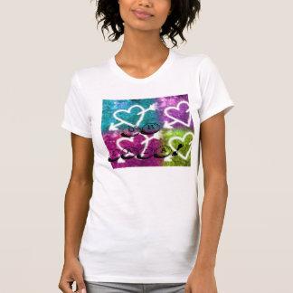 ¡CAMISETA secreta del corazón de Pagent! Camisetas