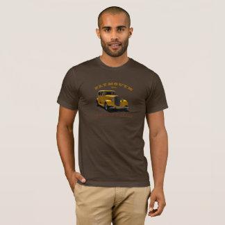 Camiseta Sedán 1934 de Plymouth. Personalizado. Viejas