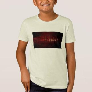 Camiseta Seguridad de Digitaces y vigilancia del cortafuego