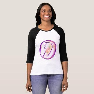 Camiseta Sei hei ki. Simbolo reiki circular tshirt.