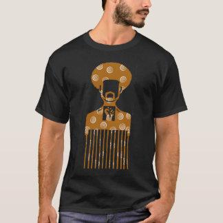 Camiseta SELECCIÓN del AFRO con el POP BLANCO