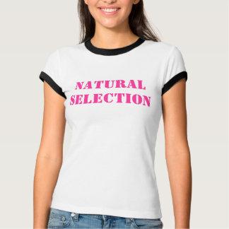 Camiseta Selección natural