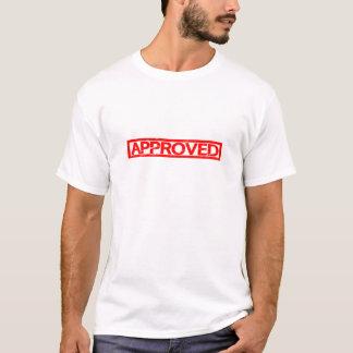 Camiseta Sello aprobado