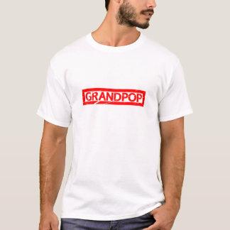 Camiseta Sello de Grandpop