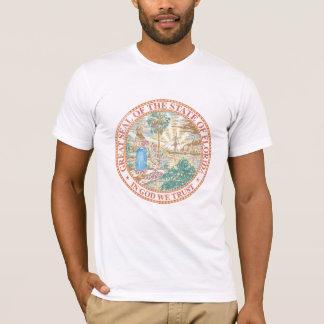 Camiseta Sello de la Florida