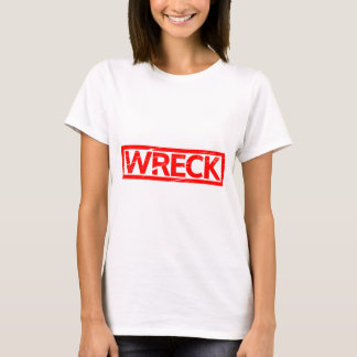 Camiseta Sello de la ruina