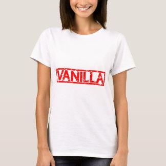 Camiseta Sello de la vainilla