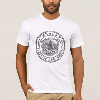 Camiseta Sello de Vermont