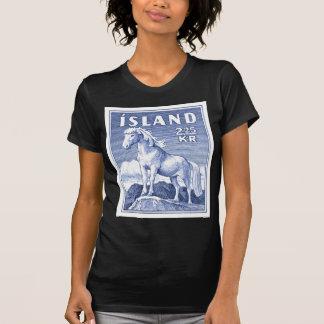 Camiseta Sello del caballo de 1958 islandeses