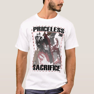 Camiseta Sello del sacrificio