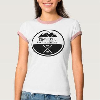 Camiseta semi agitada del inconformista