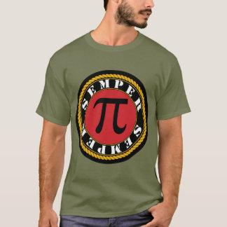 Camiseta Semper pi