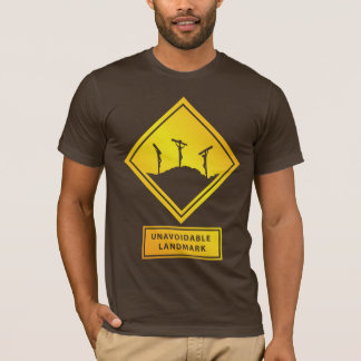 Camiseta Señal de tráfico de Jesús